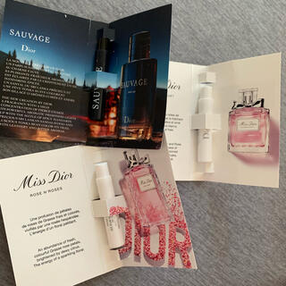 Christian Dior - ディオール サンプル香水セット