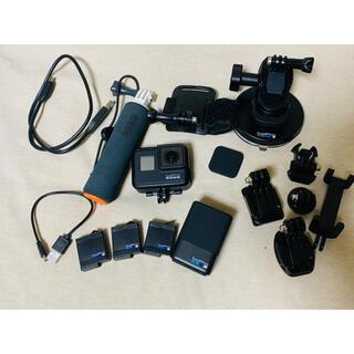GoPro - GoPro HERO7 BLACK、純正バッテリー、付属品多数