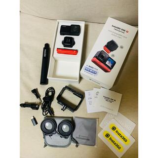 Insta360 ONE R ツイン版 付属品多数セット