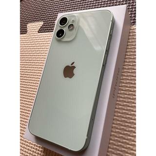 iPhone - iPhone 12 mini  グリーン 64GB SIMフリー