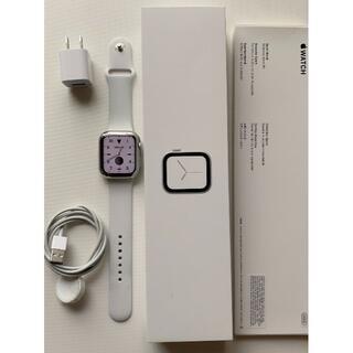 Apple Watch - apple watch 4 series 44mm silver