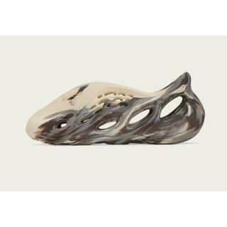 adidas - 27.5cm YZY FOAM RUNNER MX CREAM CLAY