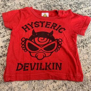 ヒステリックミニ(HYSTERIC MINI)のヒステリックミニ 半袖Tシャツ(Tシャツ)