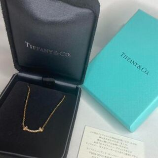 Tiffany & Co. - Tiffany ティファニー ティースマイル ネックレス