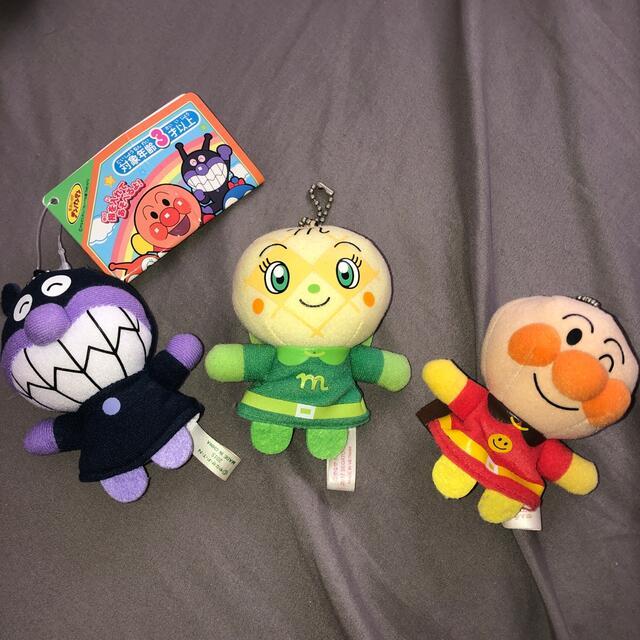 アンパンマン(アンパンマン)のアンパンマン おもちゃセット 34点セット エンタメ/ホビーのおもちゃ/ぬいぐるみ(キャラクターグッズ)の商品写真
