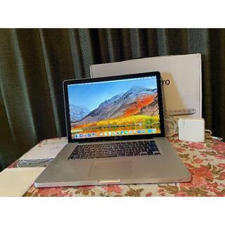 Apple - Mac Book Pro Corei5 マックブックプロ ジャンク品