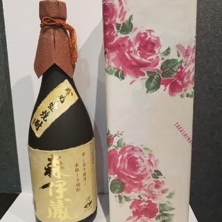 森伊蔵 720金ラベル(焼酎)
