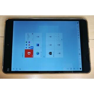 Windows10  Xiaomi Mi Pad 2 シルバー  おまけ付き