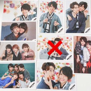 セクシー ゾーン(Sexy Zone)の松島聡 マリウス葉 公式写真 8枚(アイドルグッズ)