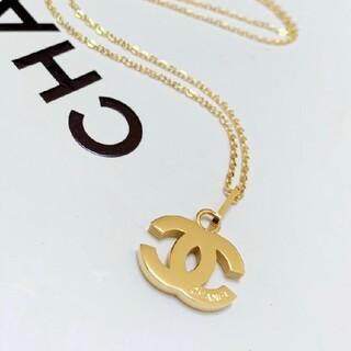 CHANEL - ゴールド ネックレス