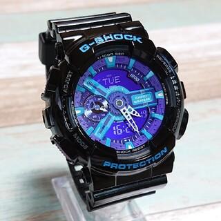 G-SHOCK - 超美品【CASIO/G-SHOCK】デジアナ メンズ腕時計 GA-110HC
