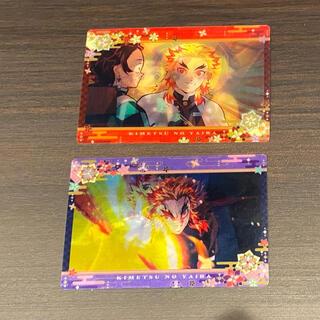鬼滅の刃 名場面回顧カードチョコスナック3(カード)