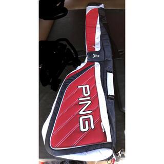 ピン(PING)のPING ゴルフクラブケース(バッグ)
