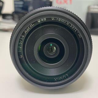 Panasonic - LUMIX G 14mm / F2.5 ASPH. / フィルター付 美品