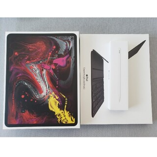 Apple - iPad Pro 12.9 64GB ペンシル,キーボードフォリオ付き