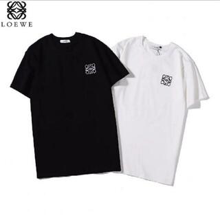 LOEWE - Tシャツ男女兼用☆LOEWEロエベ☆2枚8000