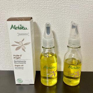 Melvita - メルヴィータ ビオオイル アルガンオイル 50ml 2本セット