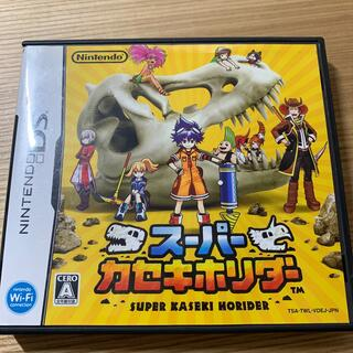任天堂 - スーパーカセキホリダー DS