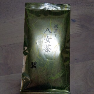 福岡県 八女茶 深蒸し(茶)