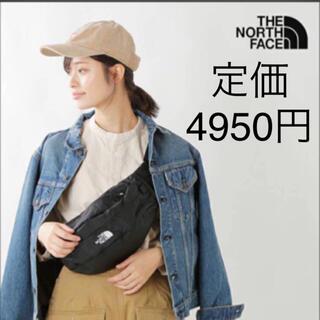 THE NORTH FACE - 【未開封新品】ノースフェイス ボディバッグ 4L ブラック 刺繍ロゴ 男女兼用
