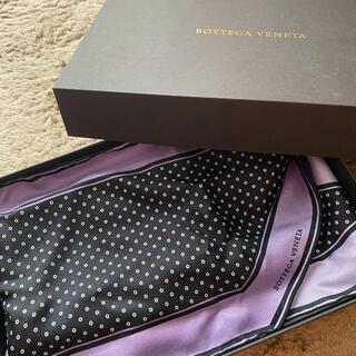 ボッテガヴェネタ(Bottega Veneta)のBOTTEGA VENETA スカーフ 【新品未使用】【箱有り】(バンダナ/スカーフ)