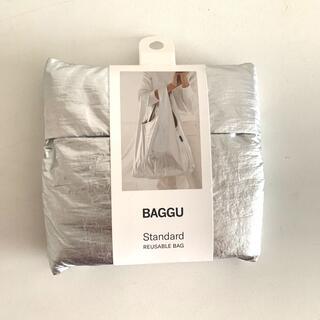 UNITED ARROWS - メタリック BAGGU  STANDARD エコバッグ