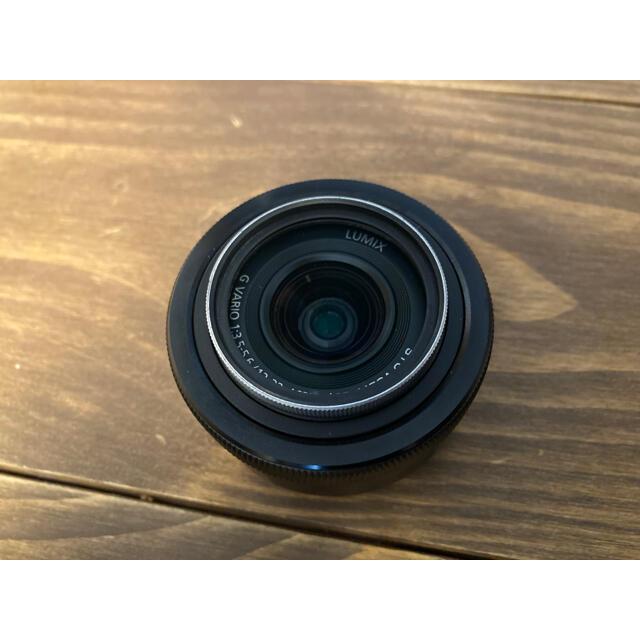 Panasonic(パナソニック)のLUMIX 12-32mm f3.5-5.6 レンズ ブラック フィルター付き スマホ/家電/カメラのカメラ(レンズ(ズーム))の商品写真