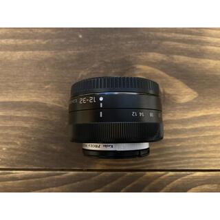 Panasonic - LUMIX 12-32mm f3.5-5.6 レンズ ブラック フィルター付き