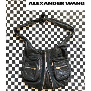 アレキサンダーワン(Alexander Wang)のアレキサンダーワン  レザー ショルダーバッグ(ショルダーバッグ)