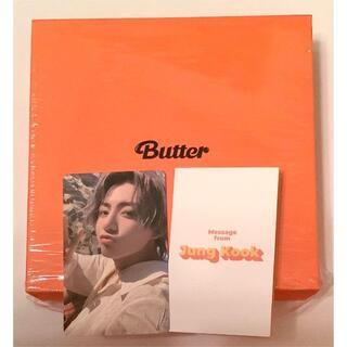 ボウダンショウネンダン(防弾少年団(BTS))のBTS 'Butter' Peaches ver. ジョングク セット(K-POP/アジア)