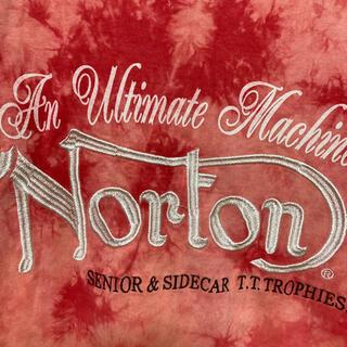 ノートン(Norton)のNorton Tシャツ 美品❗️(Tシャツ/カットソー(半袖/袖なし))