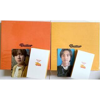 ボウダンショウネンダン(防弾少年団(BTS))のBTS 'Butter' Peaches & Cream ver. ジン セット(K-POP/アジア)