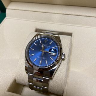 ROLEX - ロレックス 126200 デイトジャスト 36mm  ブルー 極美品