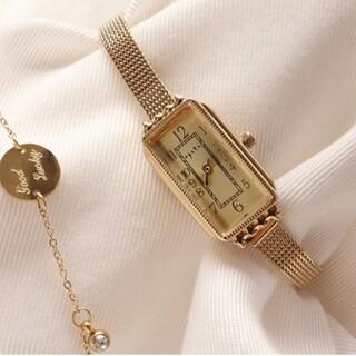 ★ageteの腕時計です。
