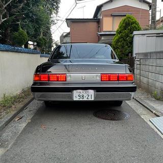 センチュリー 後期仕様 車検1年10ヶ月 黒革