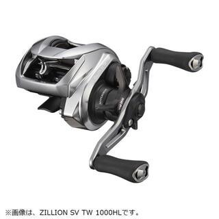 ダイワ(DAIWA)の【新品未使用】21ジリオン SV TW 1000XHL 2021モデル (左巻)(リール)