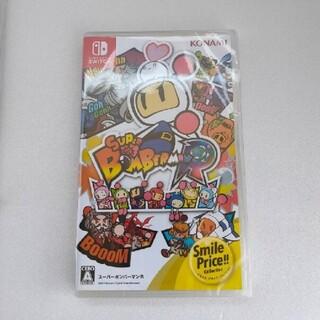 Nintendo Switch - 新品未開封☆スーパーボンバーマンR