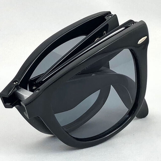 Ray-Ban - レイバンRay-Ban折りたたみ偏光サングラスグレーRB4105-601