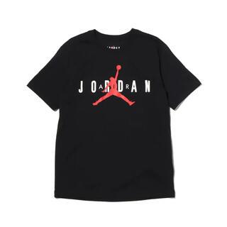 NIKE - 【新品】NIKE ナイキ M AIR JORDAN メンズ 半袖 Tシャツ 黒