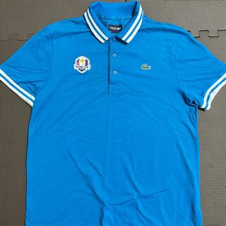 LACOSTE - ラコステゴルフ ポロシャツ(日本サイズ:XL相当)
