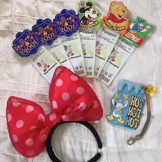 Disney - 東京ディズニーランド 記念パスポート チケットホルダー
