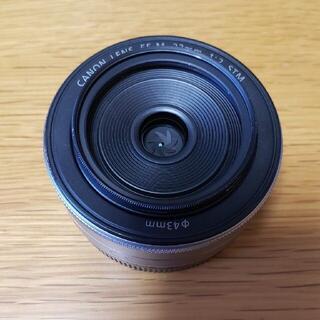 Canon - EF-M 22m 保護ガラス付き