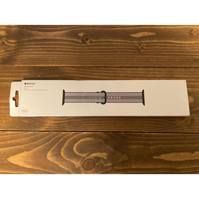 Apple Watch(アップルウォッチ)のApple Watch ウーブンナイロンバンド 42mm 44mm 用 スマホ/家電/カメラのスマホ/家電/カメラ その他(その他)の商品写真