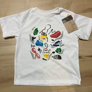 THE NORTH FACE - 新品ザノースフェイス Tシャツ 120