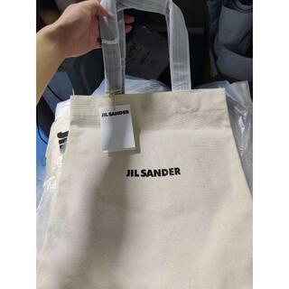 Jil Sander - 新品未使用タグ付き❗️ジルサンダー キャンバストートバッグ