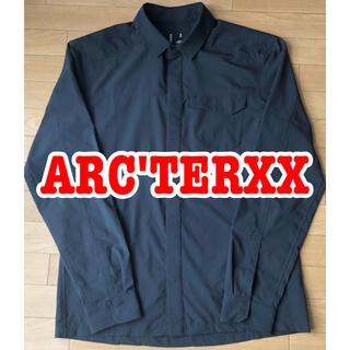 ARC'TERYX - アークテリクス スカイラインシャツ 黒