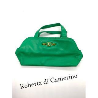 ロベルタディカメリーノ(ROBERTA DI CAMERINO)のRoberta di Camerino ハンドバッグ レザー(ハンドバッグ)