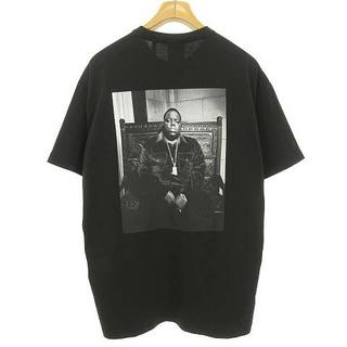 アザー(other)のキス KITH NYC 21SS ノートリアスビギー Tシャツ M ブラック(Tシャツ/カットソー(半袖/袖なし))