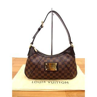 LOUIS VUITTON - 極美品 ルイヴィトン N48180 ダミエ テムズPM ショルダーバッグ