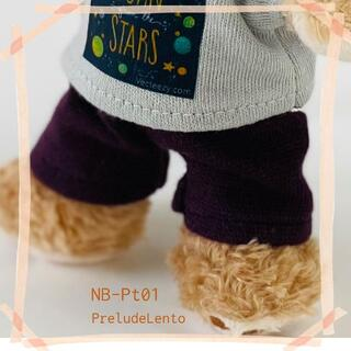 ダッフィー - ダッフィー ぬいぐるみバッジ 服 コスチューム パンツ NB-Pt01